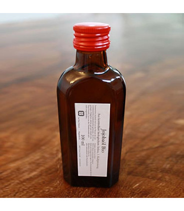 Olejek BIO Jojoba w ciemnym szkle - z pierwszego tłoczenia na zimno 100ml