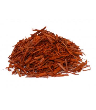 Żywica Naturalna Susz drewna Czerwony Sandałowiec (red sandalwood)  30g. Song of India