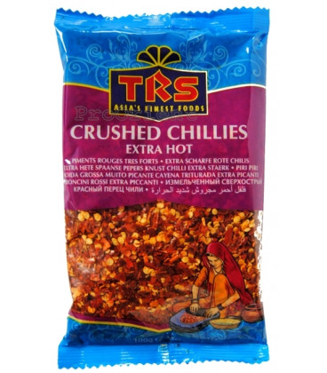 TRS Crushed Chilli 100G