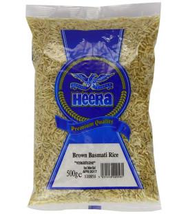 Ryż Basmati Heera Brown Basmati Rice 500G