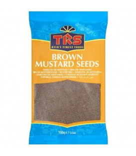 TRS Mustard Seeds Brown 100G