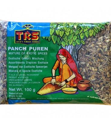 Panch puren mieszanka 5 składników 100G TRS