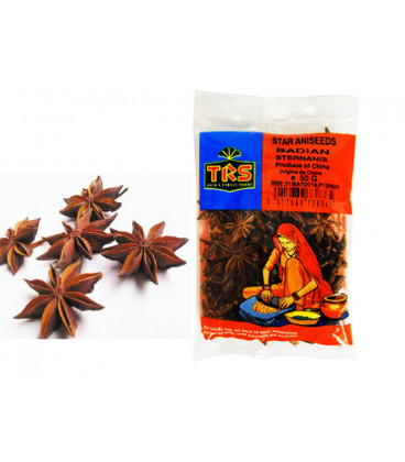 TRS Star Aniseed (Badian) 50G