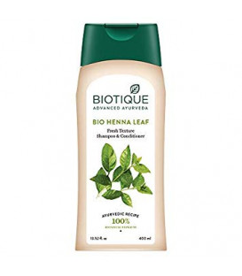 Biotique Henna Leaf Shampoo  400ml