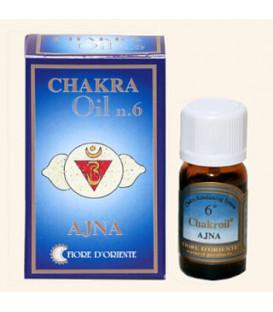 Ajna Chakroil Fiore D'Oriente, 10 ml