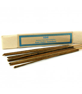 Throat-Chakra Nimi Premium Incense, 10 pcs.