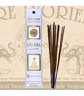Sahasrara Chakra Incense Fiore D'Oriente 12 g, 8 pcs.