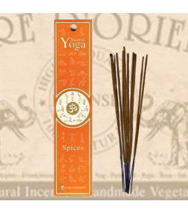 Spices Yoga Incense Fiore D'Oriente 12 g, 8 pcs.