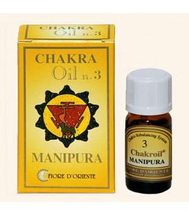 Manipura Chakroil Fiore D'Oriente, 10 ml