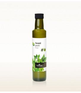 EKO Olej Sezamowy 250ml Cosmoveda - zimnotłoczony, organiczny
