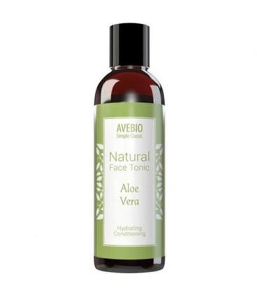 Woda ALOE VERA - Naturalny tonik aloesowy 100ml Avebio