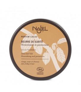 Organiczne masło shea kakaowe 100g Najel
