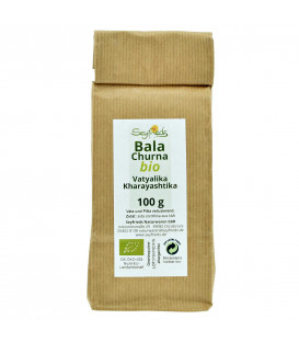 Bala - Malwa indyjska BIO Churna, 100g Nimi Ayurveda