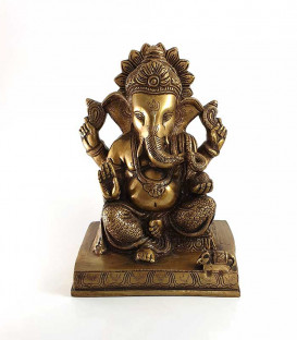 Ganesh bronze made from Nepal.
