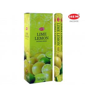 Kadzidła Lime & Lemon 20g HEM