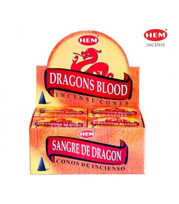 Dragon Blood cones HEM