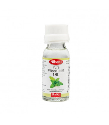 NIHARTI PEPPERMINT OIL 20ml