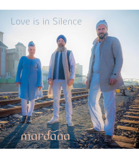 Płyta CD Mardana - Love is in Silence