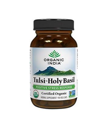 Organic India Org Tulsi 90 capsule