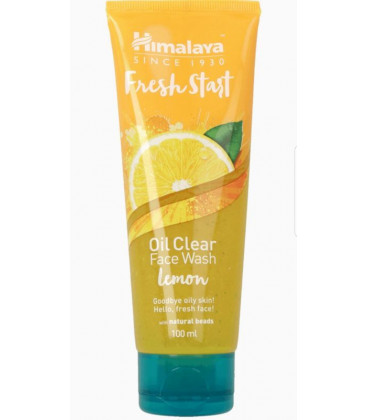 Żel cytrynowy do mycia twarzy Fresh Start 100 ml Himalaya