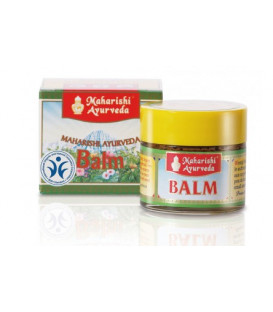 Balsam na wyczerpane mięśnie i na przeziębienie Ayurveda Balm, 25 ml Maharishi