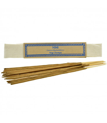 Nag Champa Nimi Premium Incense, 15 sticks