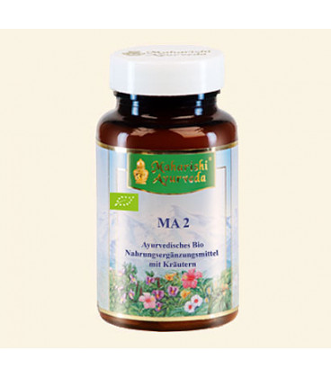 BIO Rasayana MA-2 (physical vitality) 50 g Witalność Fizyczna Maharishi Ayurveda