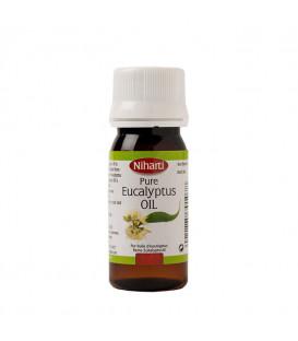 100% czysty Olejek Eukaliptusowy EUCALYPTUS OIL 20ml NIHARTI
