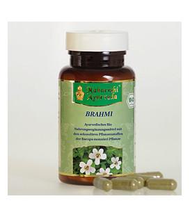 Suplement BIO Brahmi organic, 60 tabletek Maharishi Ayurveda