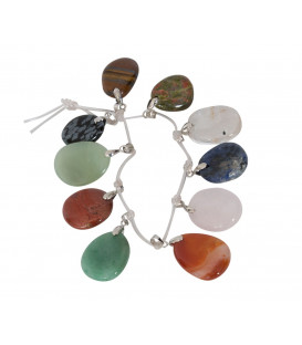 "Prestige gemstone pendant but also called ""Chakra pen..."