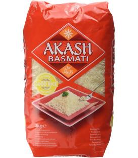 Ryż BASMATI 2kg AKASH