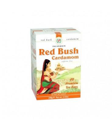Herbata Rooibos z Kardamonem 40 torebek Premium Palanquin