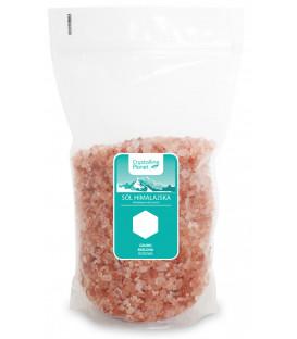 Sól himalajska (różowa) GRUBO MIELONA 1 kg