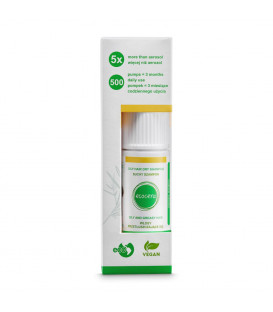 Suchy szampon do włosów przetłuszczających się 15 g – Ecocera