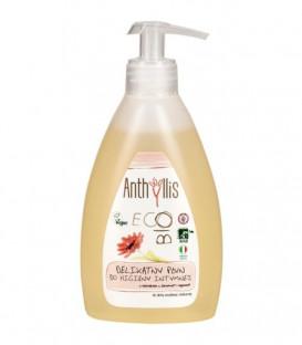 BIO Płyn do higieny intymnej z ekstraktem z borówki i nagietka 300 ml - Anthyllis