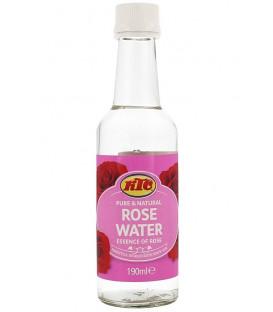 Woda różana 450ml KTC