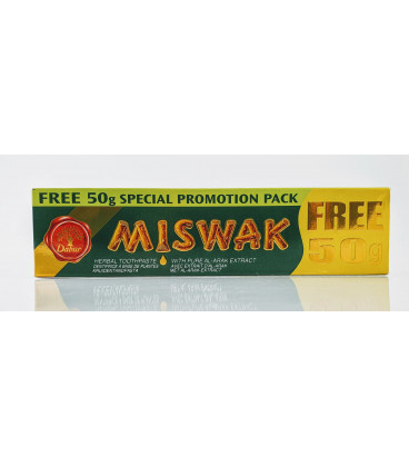 Pasta do zębów Miswak Dabur 170g
