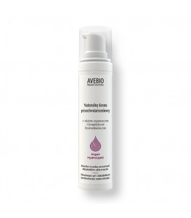 Naturalny KREM PRZECIWSTARZENIOWY z olejem arganowym i kompleksem hydrolipidowym - Argan HydroLipid