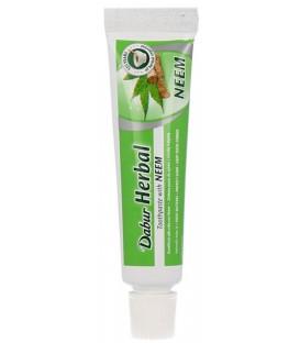 Ziołowa pasta do zębów z NEEM 100g (5x20g) Dabur