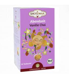 Organiczna Herbata - Rozwój, Vanille Chai, Shoti Maa 16 torebek