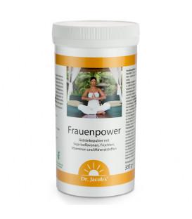 Suplement dla kobiet Women Power by Dr. Jacobs, 333 g - napój ekspresowy w proszku
