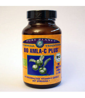 Amla-C Plus organic, Spirulina with Amla, 100 g