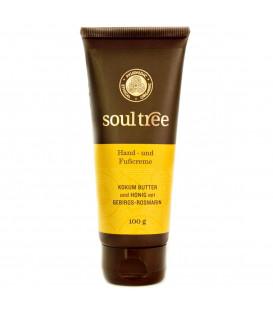 Krem do rąk i stóp, BDIH, 100g Premium SoulTree Ayurveda