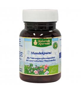 BIO Mandukparnia (Gotu Kola, Centella asiatica), 60 tabletek, suplement diety, Maharishi Ayurveda