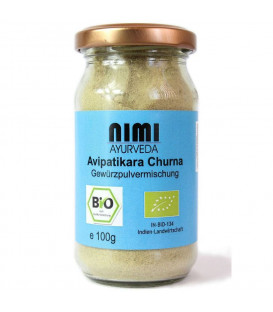 BIO Avipattikara Churna, 100g, Nimi Ayurveda