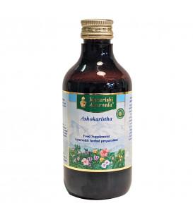 BIO Syrop ziołowy Ashokarishta dla kobiet z kory Drzewa Ashoka, 200 ml Maharishi Ayurveda