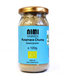 Punarnava Churna organic, 100 g (Nimi Ayurveda)