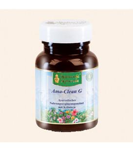 BIO suplement Ama Clean G Rasayana, 60 tabletek Maharishi Ayurveda