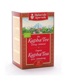 Herbata Kapha Tea organiczna, 15 torebek Maharishi