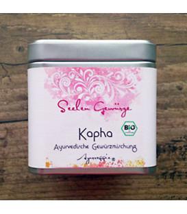 Kapha Masala organiczna mieszanka przypraw, 50 g pudełko Ayurveggie